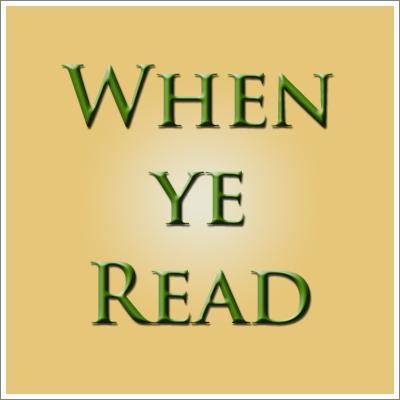 When Ye Read