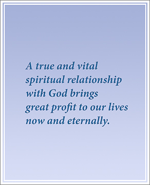 Enhancing Our Relationship with God