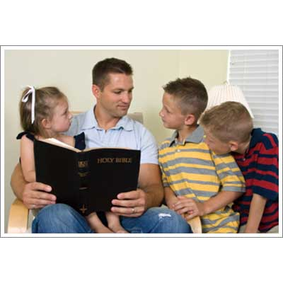 Discipleship Starts in the Home