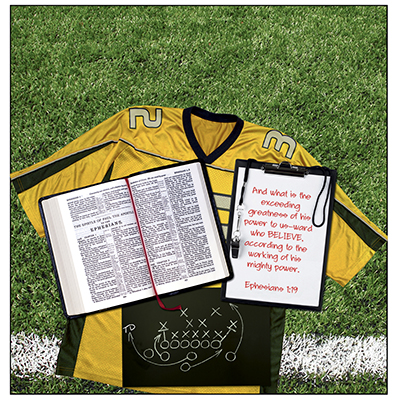 Believing God to Win in the Spiritual Competition