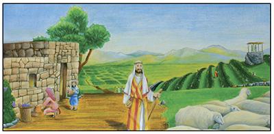The Farmer in Bible Times
