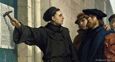 Martin Luther: His 500-Year Legacy and Spiritual Impact