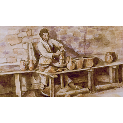 The Eastern Potter