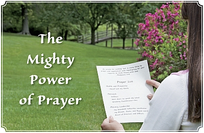 The Mighty Power of Prayer